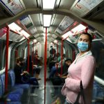 Coronavirus latest: United to blacklist passengers not wearing masks
