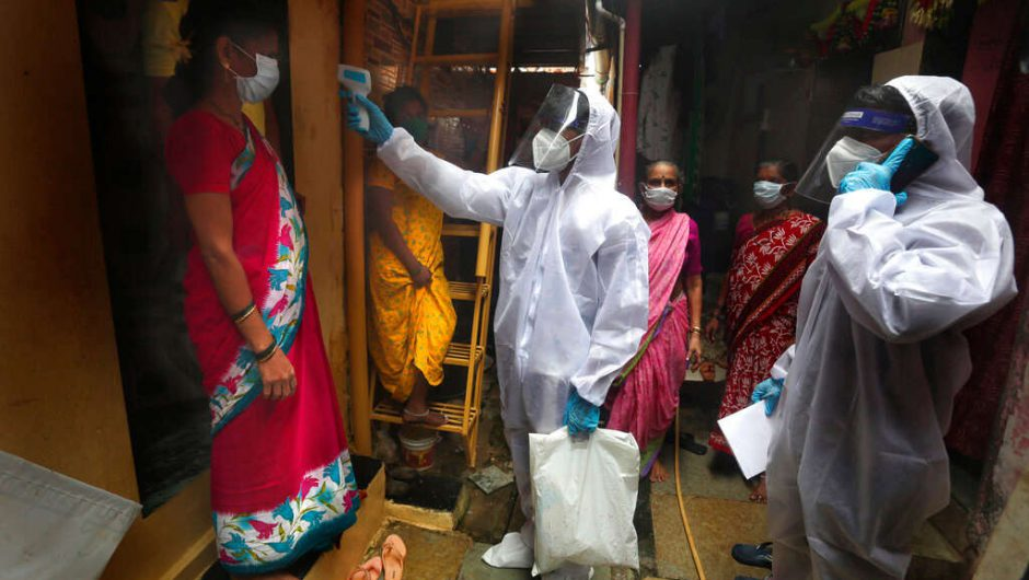 Coronavirus LIVE Updates: India reports over 38,458 new cases, 794 deaths over the weekend; global COVID-19 toll crosses 5 lakh mark
