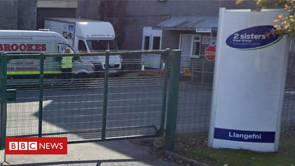 Coronavirus: Nearly 100 factory workers at Tesco plants test positive