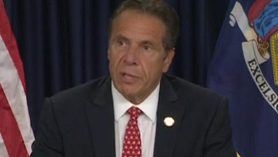 "New York's Cuomo warns ""this could start all over again,"" as coronavirus cases rise in other states"