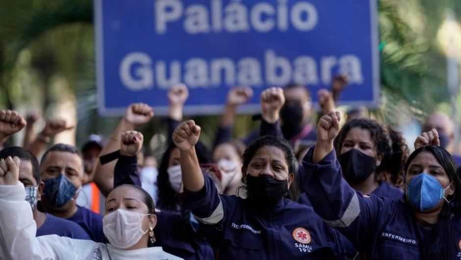 Brazil coronavirus death toll nears 50,000: Live updates   News