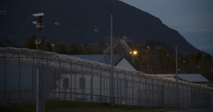 Inmate at B.C. prison says response to massive COVID-19 outbreak was 'not nice at all'