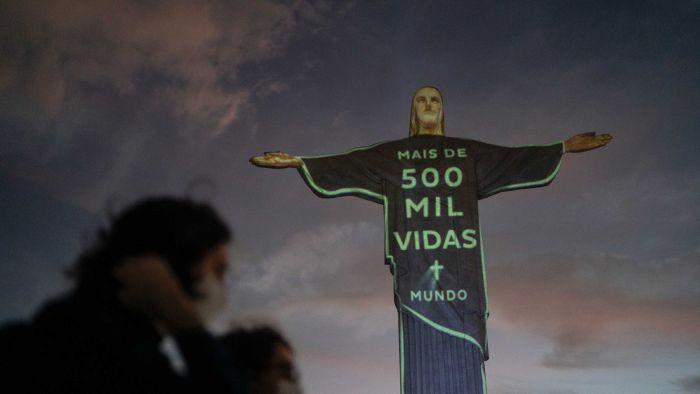 Brazil may be just the tip of the iceberg as coronavirus rips through Latin America