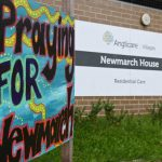 Four residents of Newmarch House aged care home tested for coronavirus