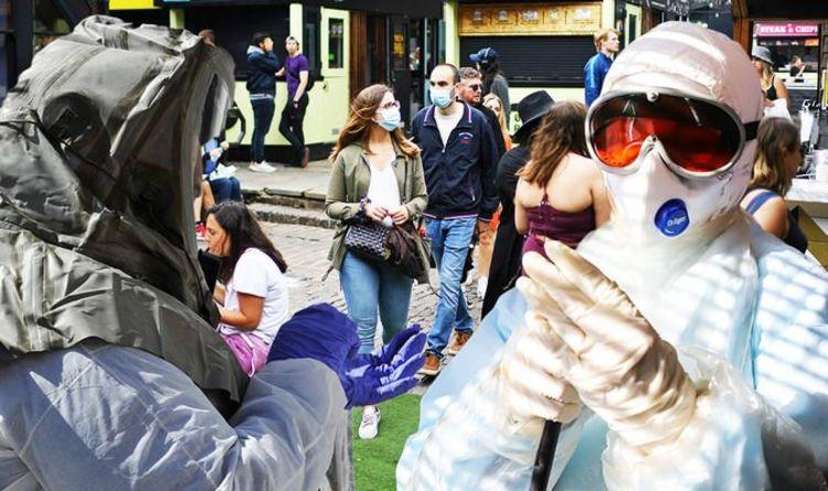 London panic as coronavirus R rate spikes in the capital – key figure up across England | UK | News