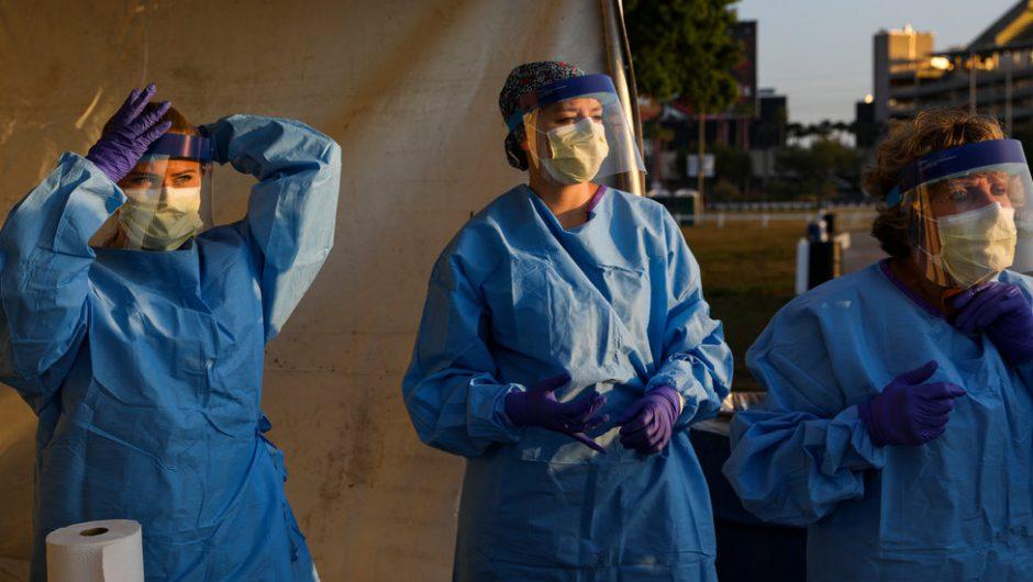 A Timeline of the Coronavirus Pandemic