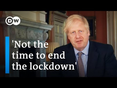 Boris Johnson's lockdown exit strategy sows confusion in UK | DW News