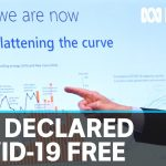 ACT becomes first state or territory to be declared COVID-19 free | ABC News