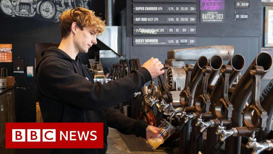 Coronavirus: New Zealand and Iceland on the verge of beating the virus – BBC News