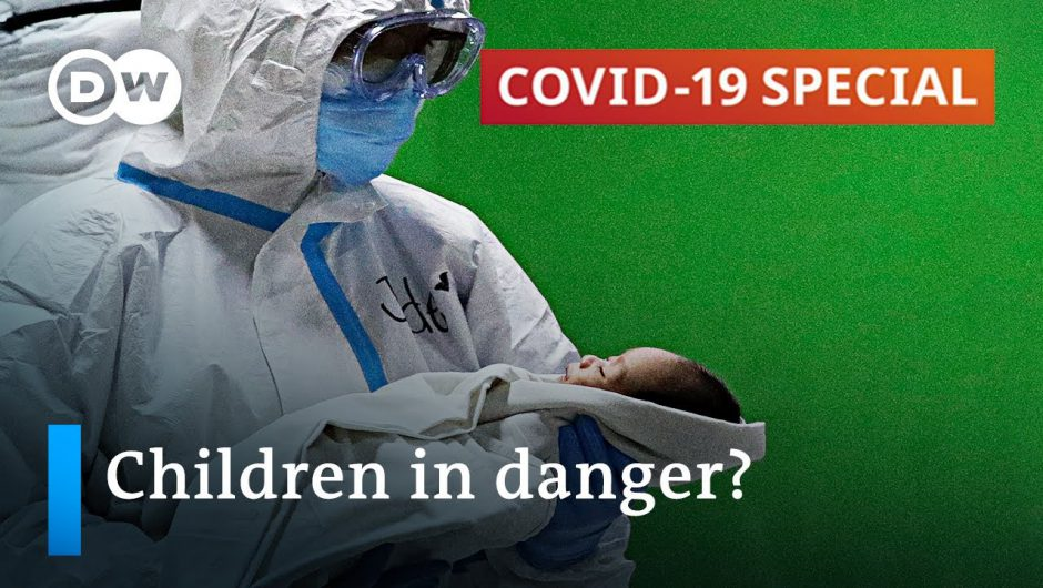 Coronavirus: How contagious are children and how sick can they get?   COVID-19 Special