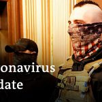 UN criticizes 'lack of leadership' +++ Armed protesters enter Michigan state Capitol | Corona Update