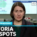 Coronavirus: NSW Premier warns against travelling to Melbourne | ABC News