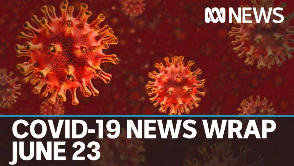 Coronavirus Update: Two Melbourne schools close due to positive COVID-19 cases | ABC News