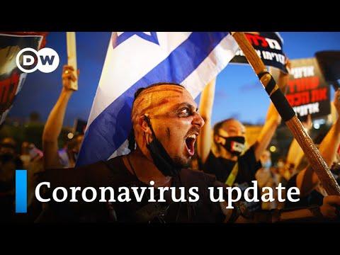 Coronavirus update: The latest news from around the world | DW News