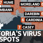 Where are Victoria's coronavirus hotspots and how are authorities dealing with them? | ABC News