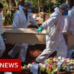 Coronavirus: Brazil's daily death toll hits 1,000 for first time – BBC News