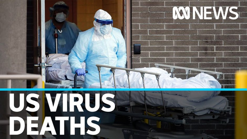 US surpasses Italy with highest COVID-19 deaths in the world | ABC News