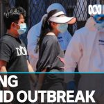 China increases coronavirus testing and lockdown rules after spike in infections | ABC News