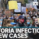 Second Black Lives Matter protester contracts coronavirus as Victorian cases climb by 12 | ABC News