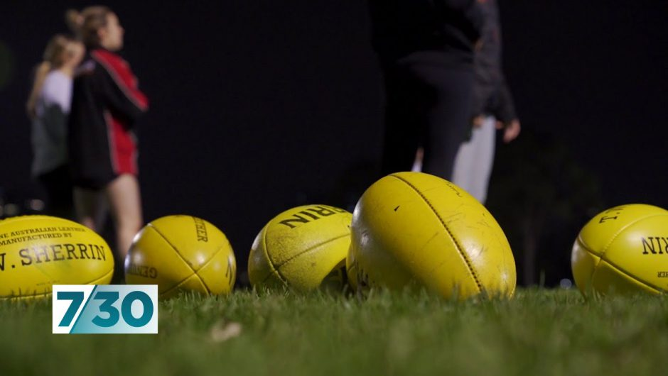 Coronavirus restrictions threatening the existence of community sports clubs | 7.30