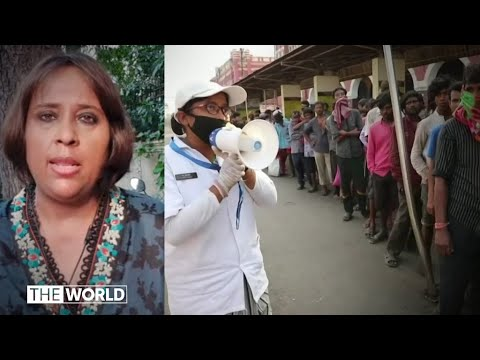 'We will die like insects': India's poorest suffer in coronavirus lockdown | The World