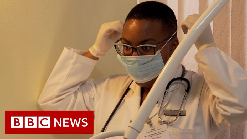South Africa's battle to protect women against violence – BBC News