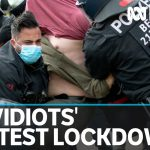 Protests against coronavirus lockdown measures spread in the UK and across Europe | ABC News