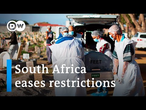 Coronavirus South Africa: Cape Town braces for COVID-19 peak | DW News