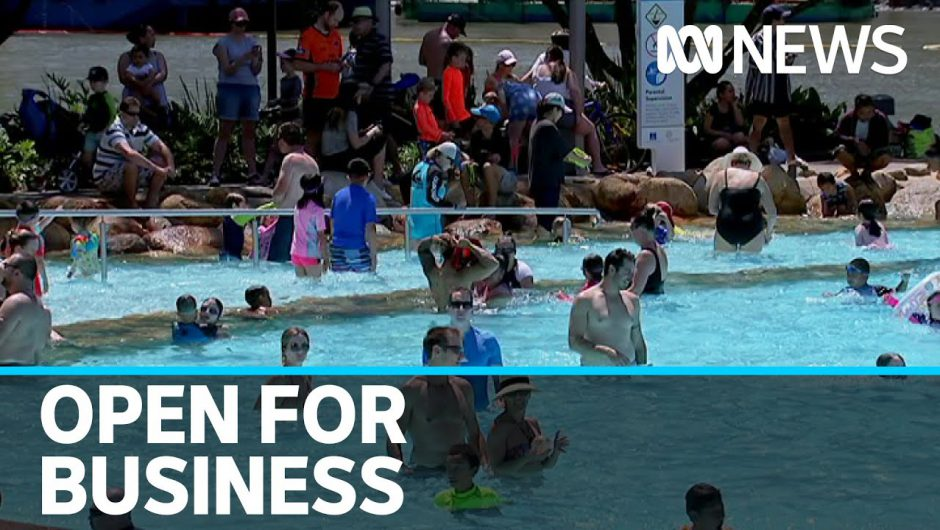 As coronavirus restrictions ease, here's what's open in Queensland from Saturday | ABC News