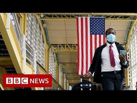 Coronavirus: US in crisis as 33m Americans lose their jobs – BBC News