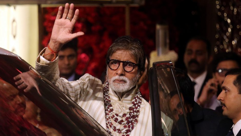 Indian actor Amitabh Bachchan hospitalised with coronavirus: Live | Coronavirus pandemic News