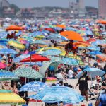 US coronavirus: Some celebrated July 4th virtually while others packed beaches despite Covid-19 surge