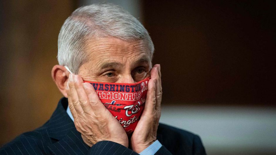 White House seeks to discredit Fauci as coronavirus surges