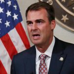 Kevin Stitt, Oklahoma governor, announces he has tested positive for coronavirus