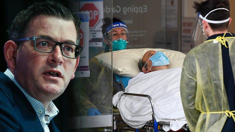 Coronavirus Melbourne: Victoria records 384 COVID-19 cases, 6 new deaths