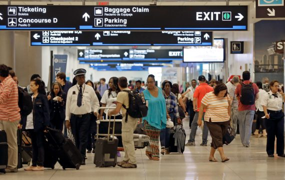 Up to 8,000 Chinese nationals came into US after Trump banned travel due to coronavirus: AP