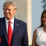 Trump hosts 4 July event at White House amid Covid-19 spike