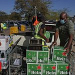 Coronavirus: South Africa bans alcohol sales again to combat Covid-19