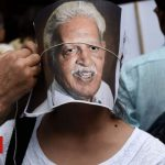 Varavara Rao: Outrage as jailed Indian poet contracts Covid-19