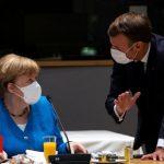 Coronavirus: Third day of wrangling over huge EU recovery plan