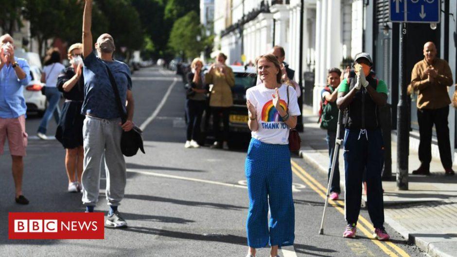 Coronavirus: UK lockdown solidarity 'starting to fray'