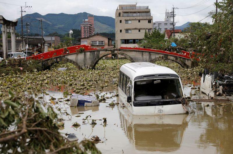 Japan responds to disaster amid coronavirus