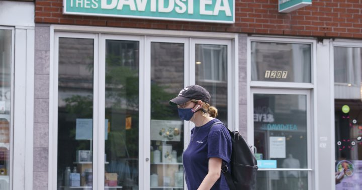 DavidsTea to close 82 Canadian stores amid coronavirus pandemic