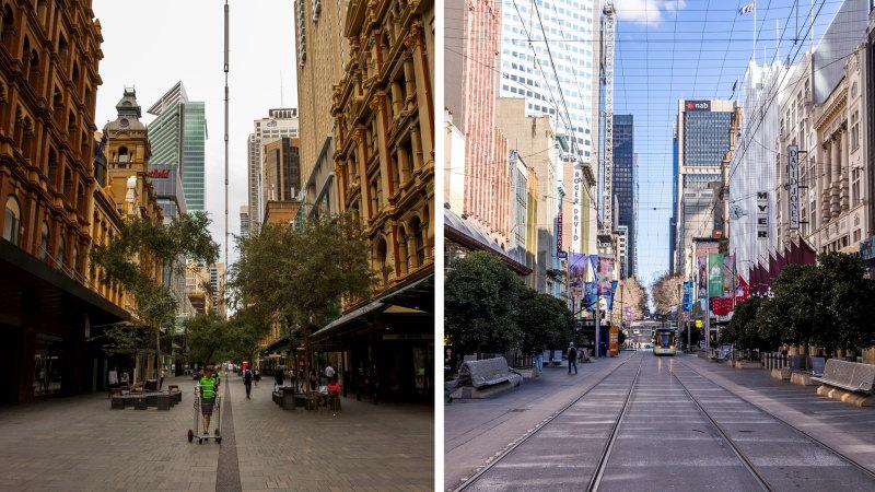 Uber data sheds light on Sydney, Melbourne amid COVID-19