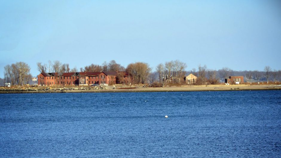 NYC might get a COVID-19 memorial on Hart Island