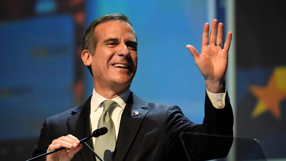 LA Mayor Garcetti admits 'connection' between coronavirus outbreak and protests, after downplaying link