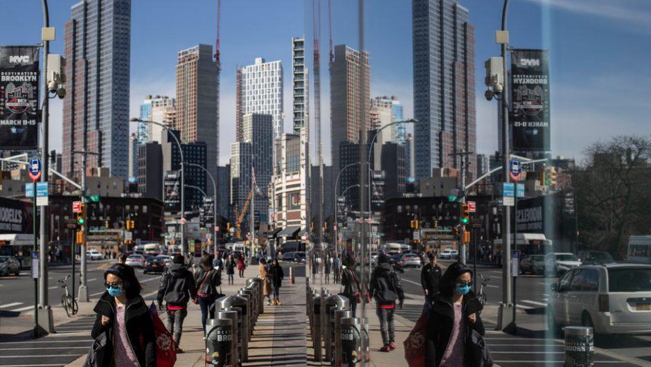 Coronavirus Was Moving Through NY in Early February