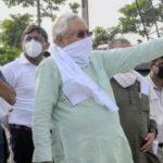 After Nitish Kumar's Coronavirus Test, Tejashwi Yadav's Angry Outburst