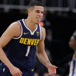 Nuggets talk to Michael Porter Jr. about coronavirus 'population control' theory