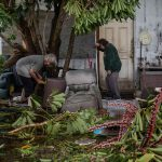 Hurricane Hanna: Tropical storm leaves trail of devastation in coronavirus-hit Texas   US News